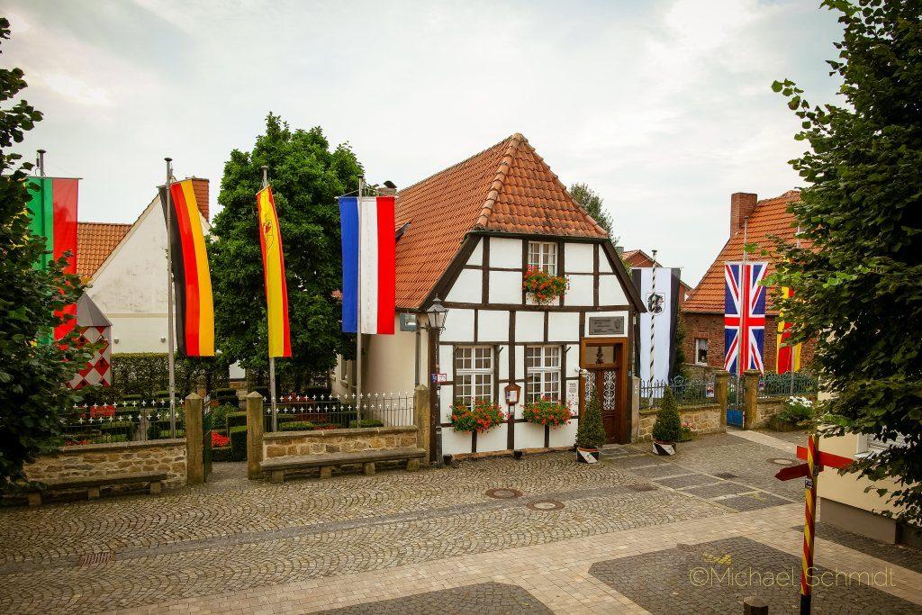 Heimathaus in Bevergern