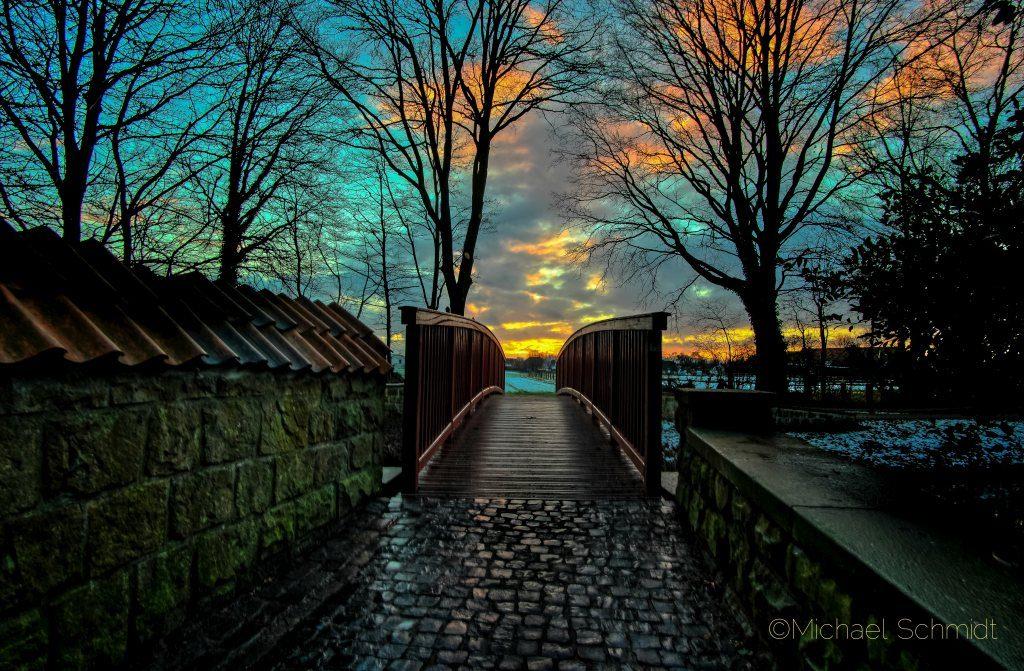 Marienbrücke in Bevergern
