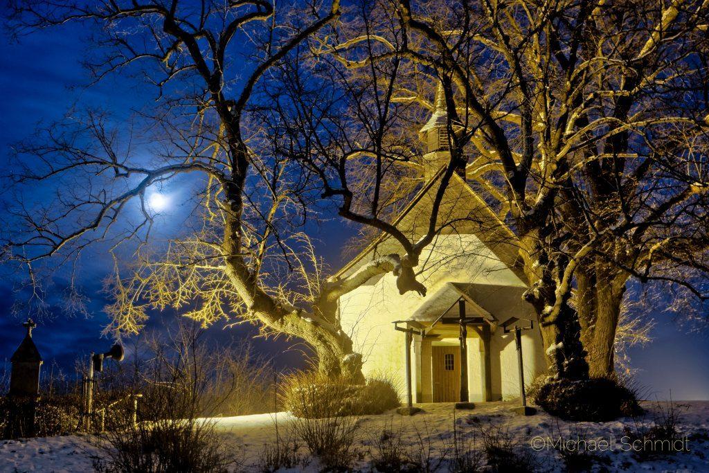 Kapelle auf dem Eibel